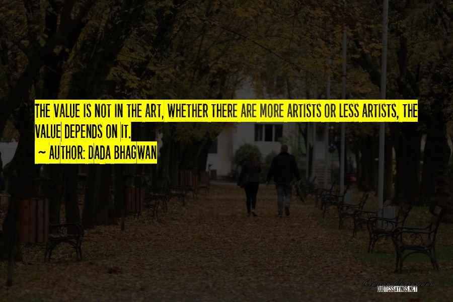 Dada Art Quotes By Dada Bhagwan