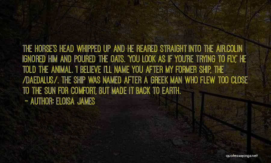 Daedalus Quotes By Eloisa James