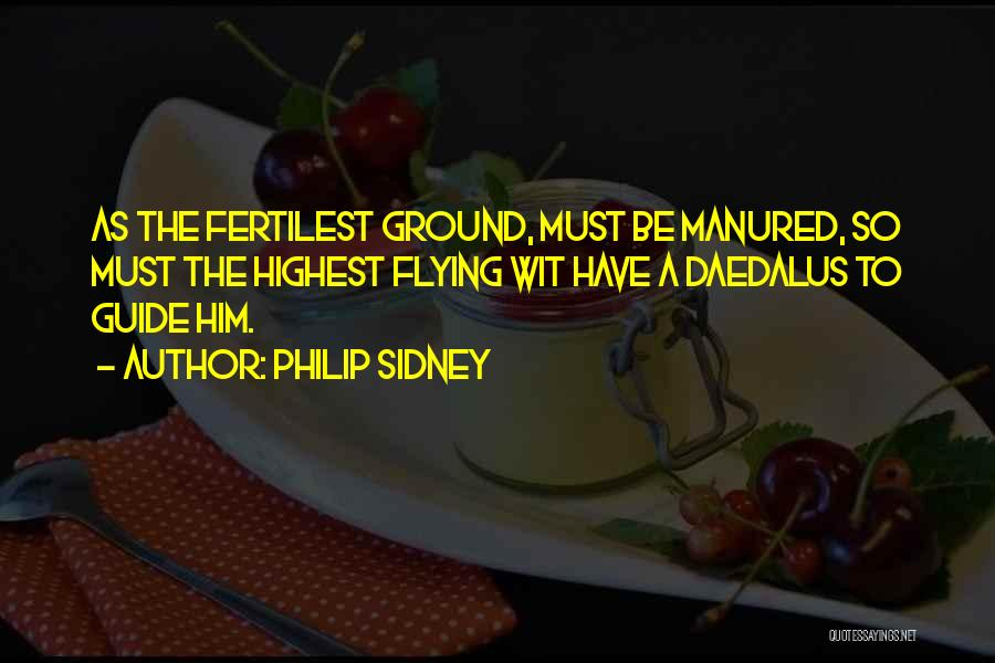 Daedalus Quotes By Philip Sidney