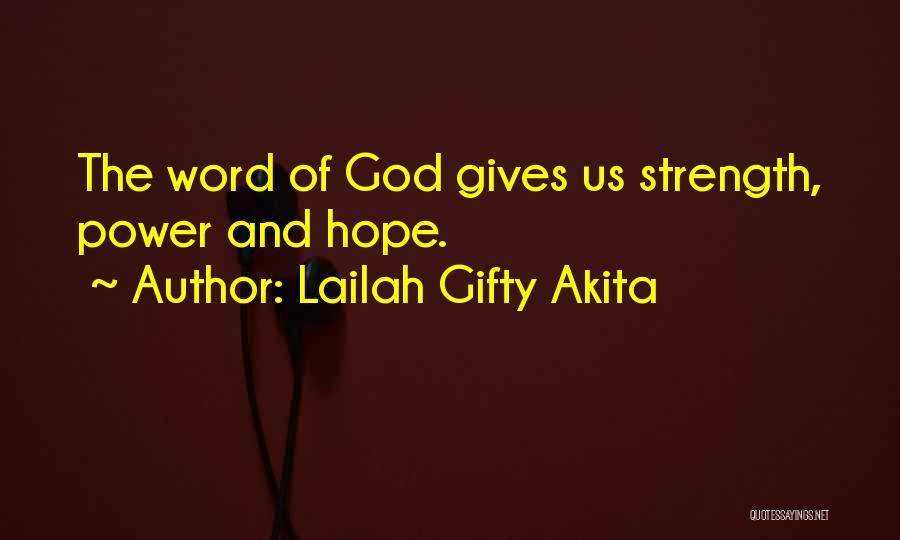 Daily Christian Encouragement Quotes By Lailah Gifty Akita
