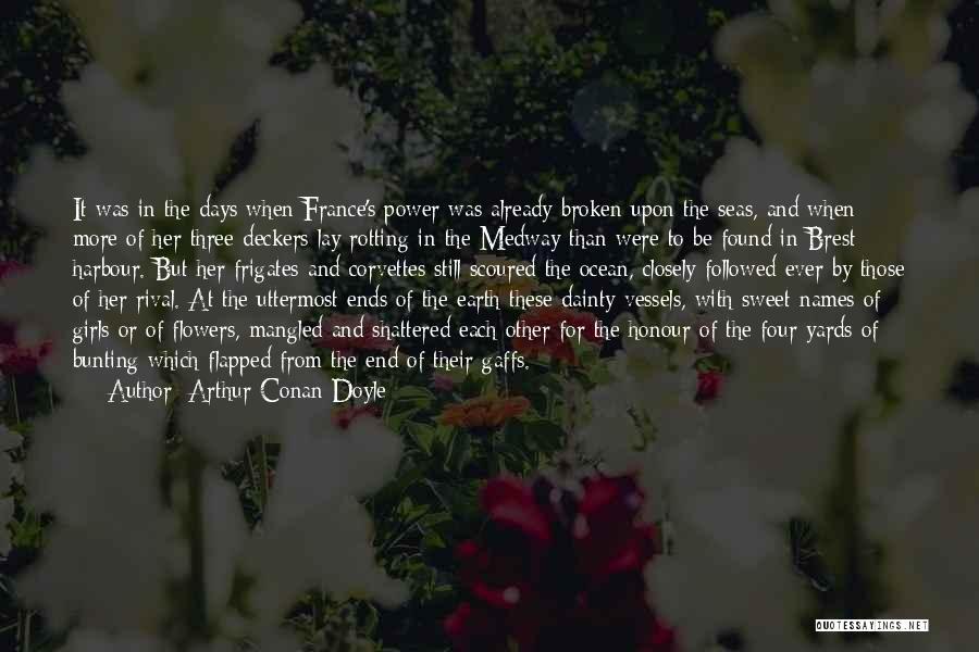 Dainty Quotes By Arthur Conan Doyle