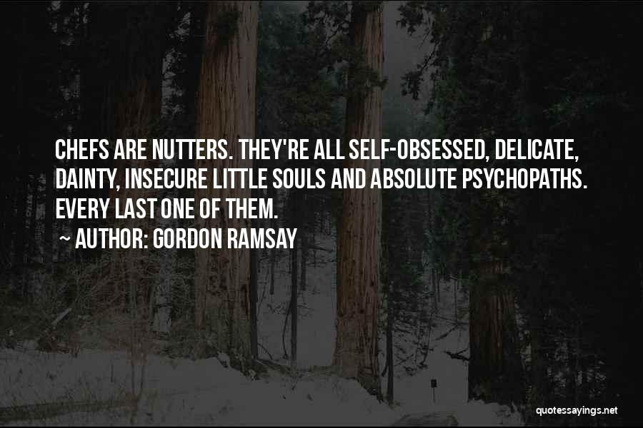 Dainty Quotes By Gordon Ramsay