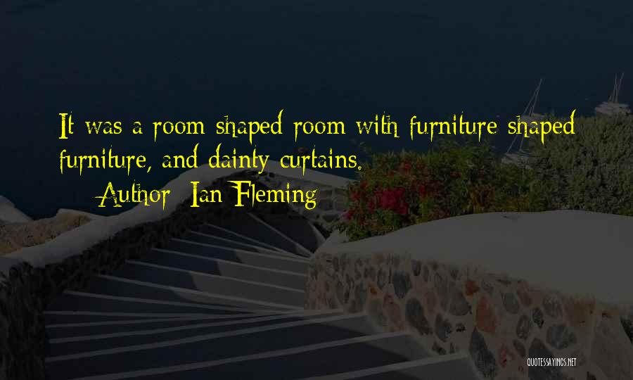 Dainty Quotes By Ian Fleming