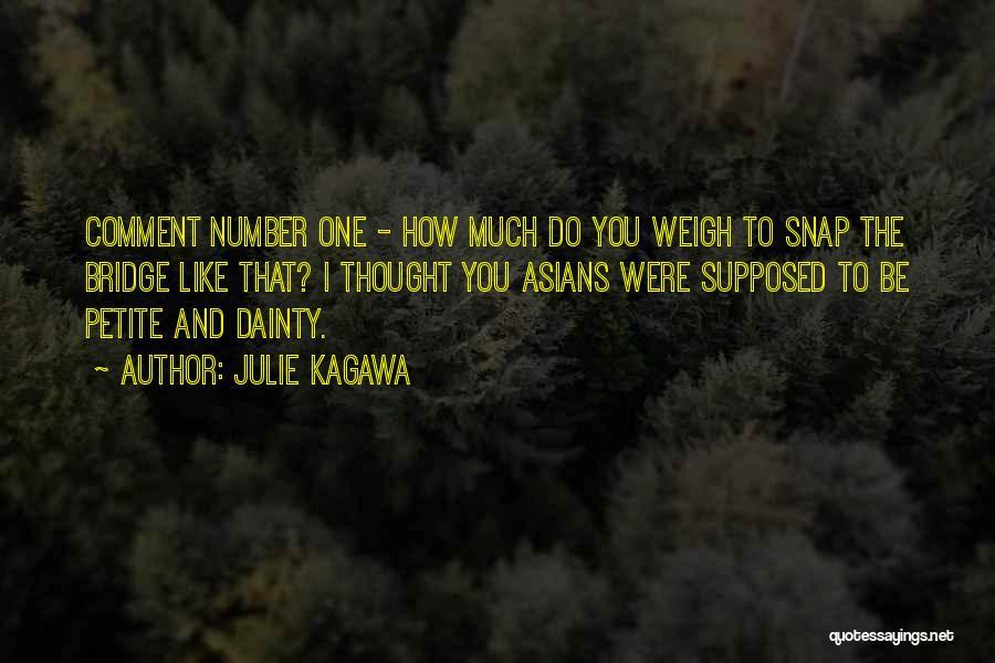Dainty Quotes By Julie Kagawa
