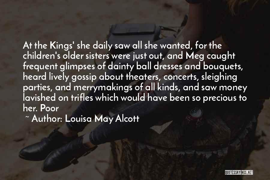 Dainty Quotes By Louisa May Alcott
