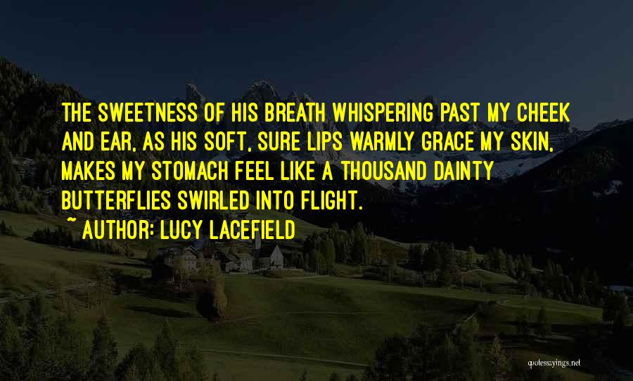 Dainty Quotes By Lucy Lacefield