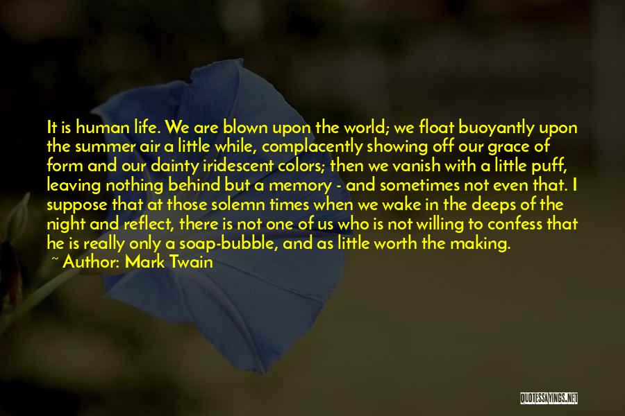 Dainty Quotes By Mark Twain