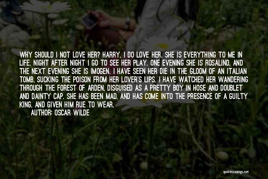 Dainty Quotes By Oscar Wilde