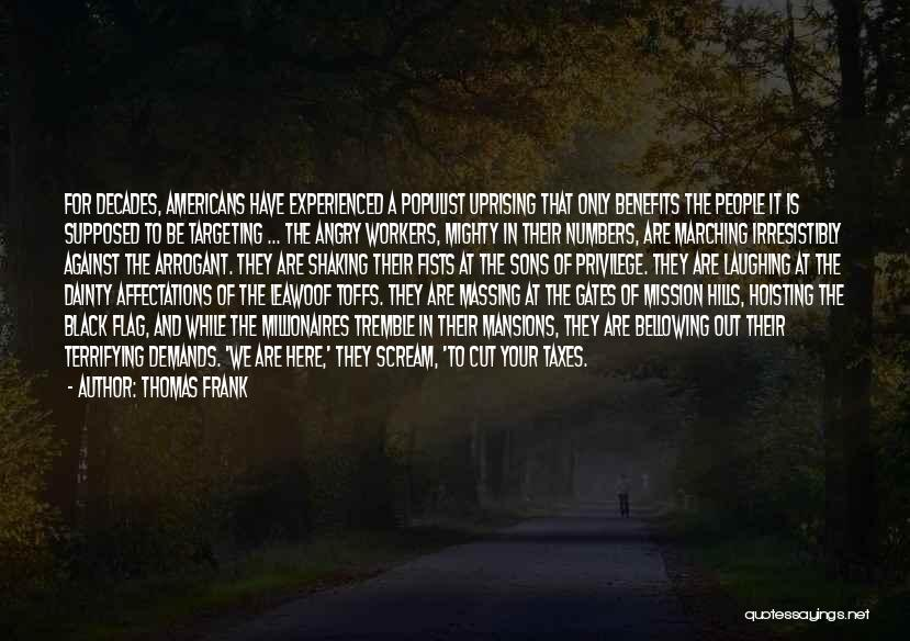 Dainty Quotes By Thomas Frank