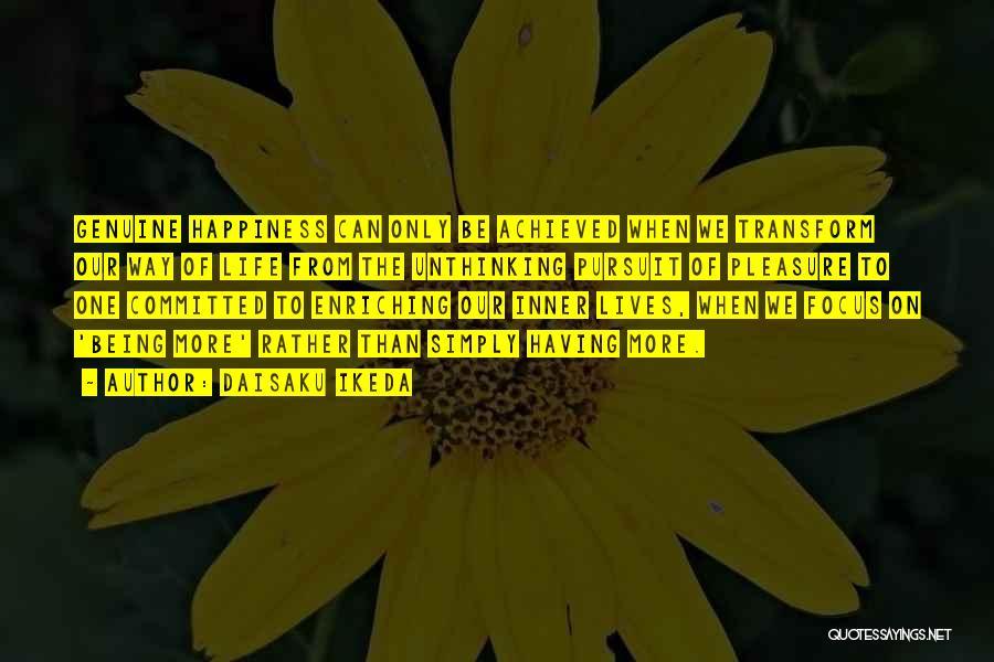 Daisaku Ikeda Quotes 162757