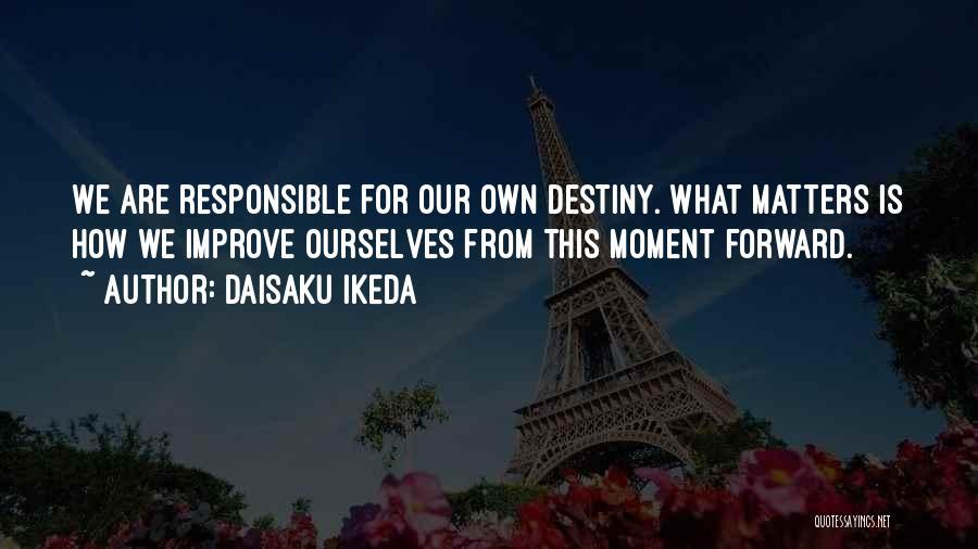 Daisaku Ikeda Quotes 485280