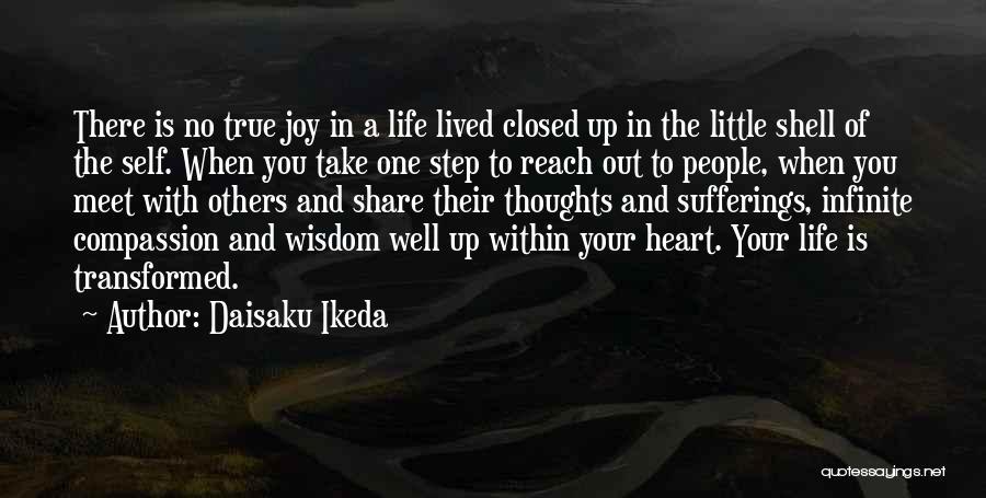 Daisaku Ikeda Quotes 501050