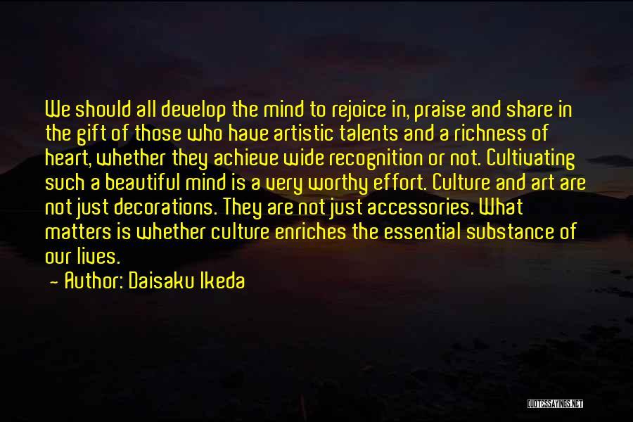 Daisaku Ikeda Quotes 818291