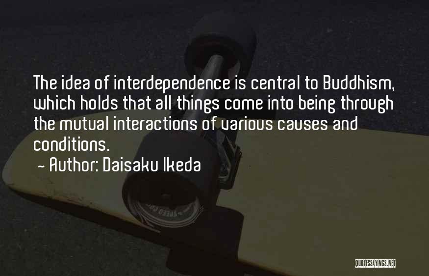 Daisaku Ikeda Quotes 844330