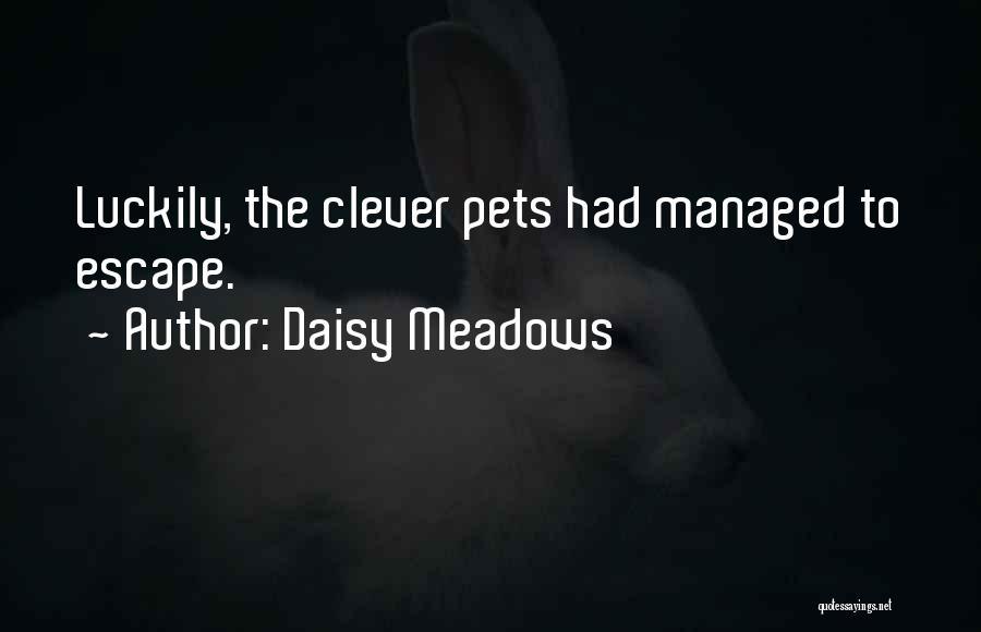 Daisy Meadows Quotes 1323857