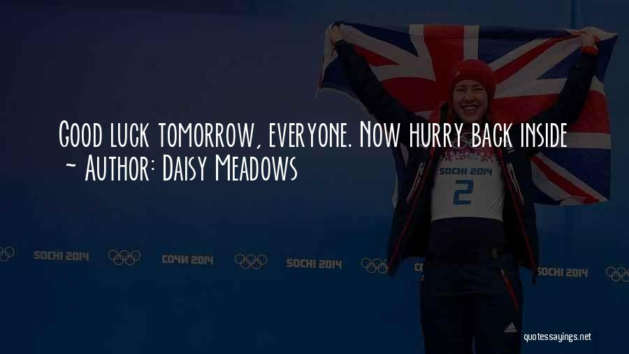 Daisy Meadows Quotes 495707