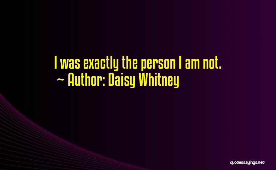 Daisy Whitney Quotes 1066280