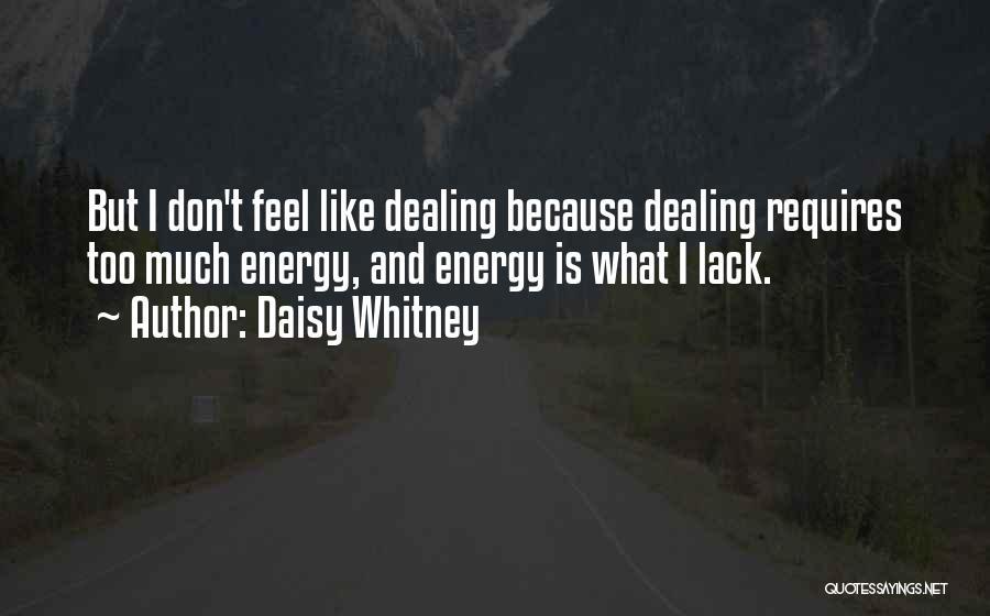 Daisy Whitney Quotes 1085705