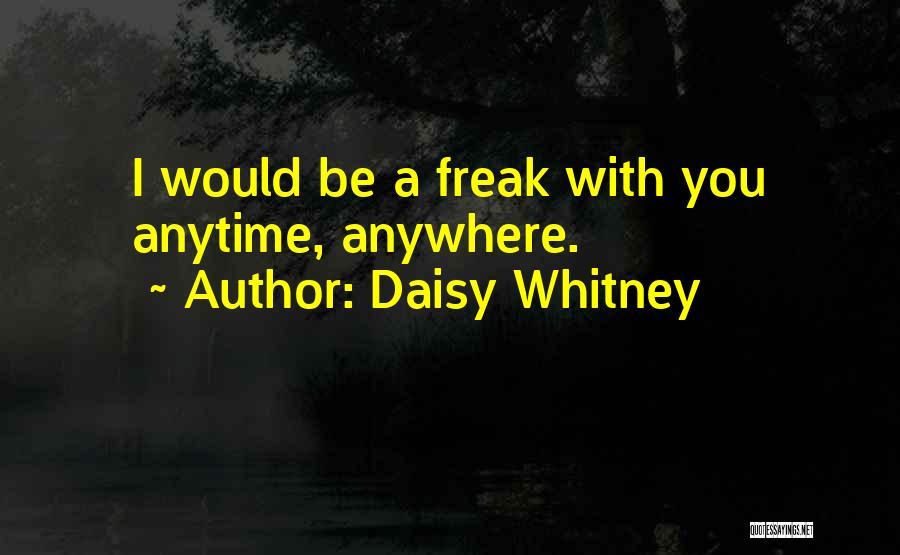 Daisy Whitney Quotes 1119266