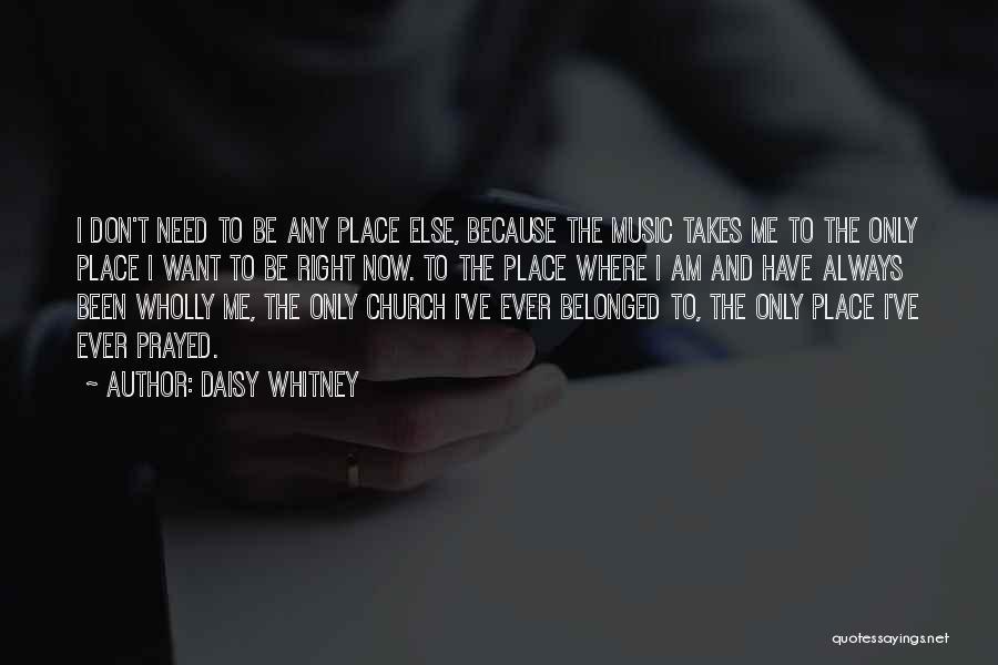 Daisy Whitney Quotes 1222815