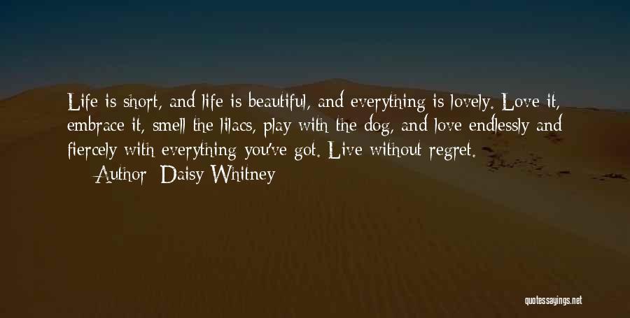 Daisy Whitney Quotes 1387583