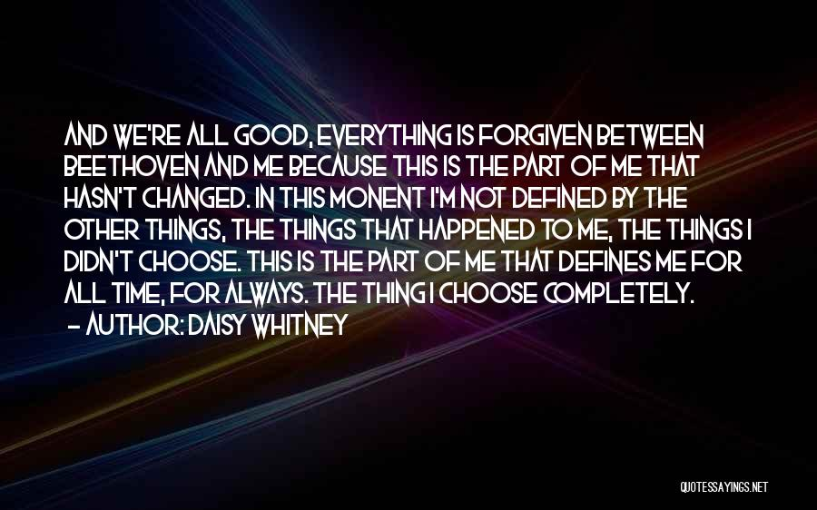 Daisy Whitney Quotes 1563735