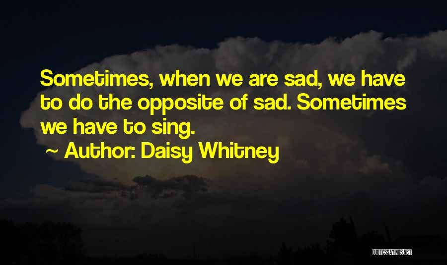 Daisy Whitney Quotes 171104