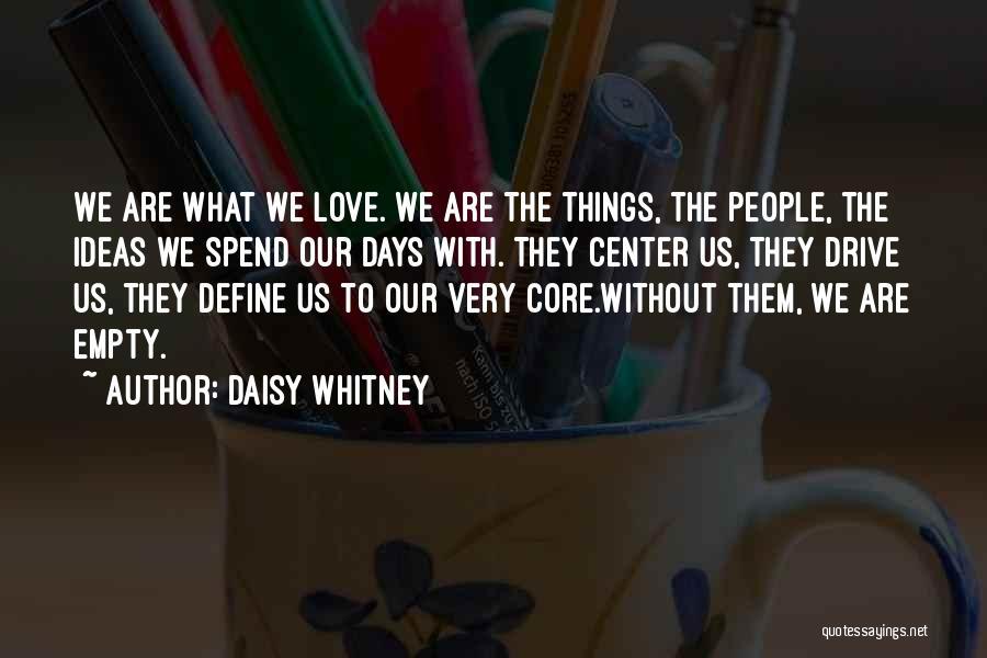 Daisy Whitney Quotes 1762135