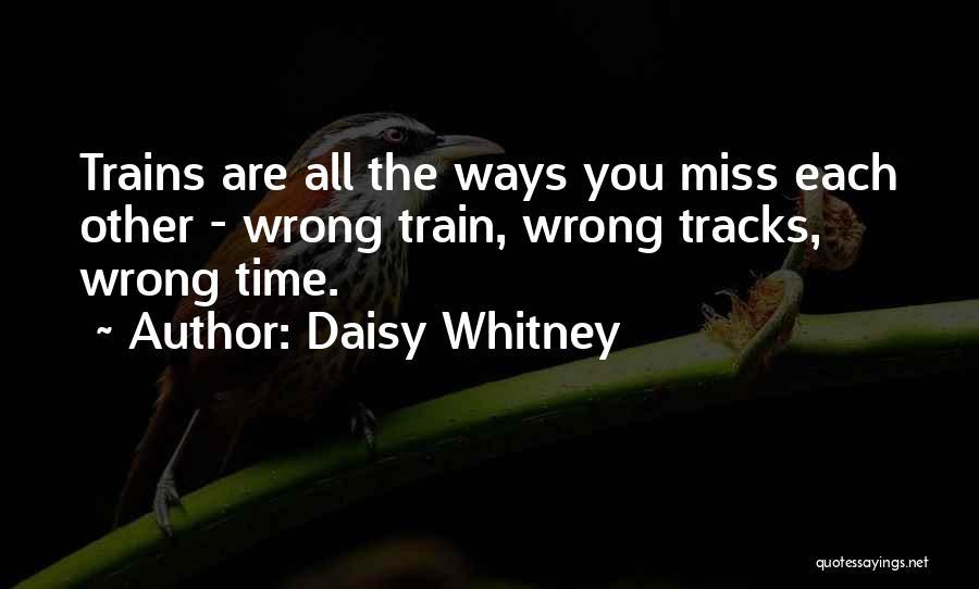 Daisy Whitney Quotes 1799129