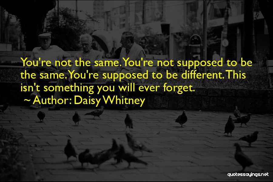 Daisy Whitney Quotes 1826804
