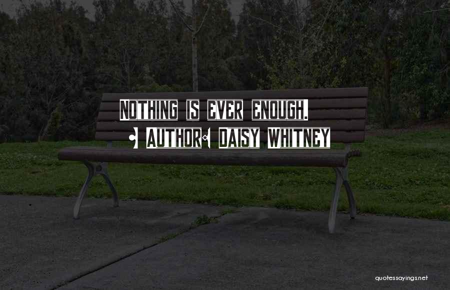 Daisy Whitney Quotes 183521