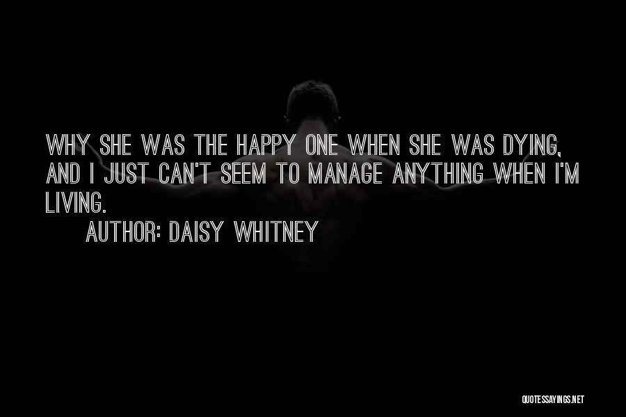 Daisy Whitney Quotes 196265