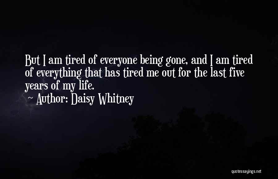 Daisy Whitney Quotes 2138605