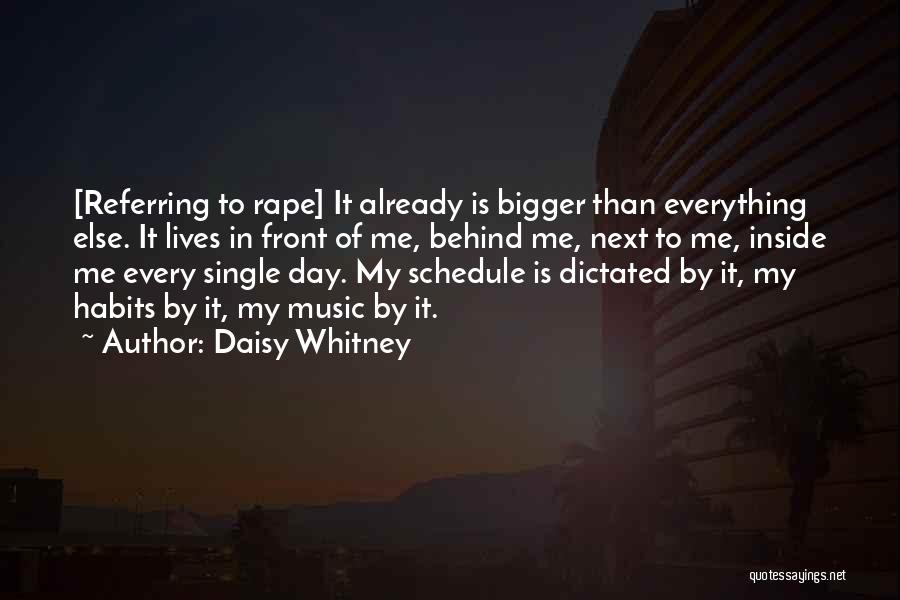 Daisy Whitney Quotes 225811