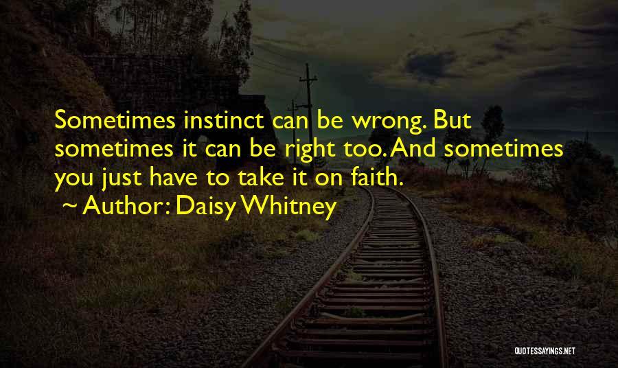 Daisy Whitney Quotes 616082