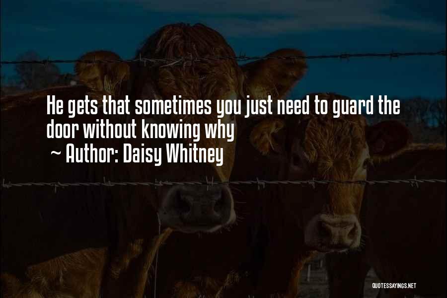 Daisy Whitney Quotes 952769