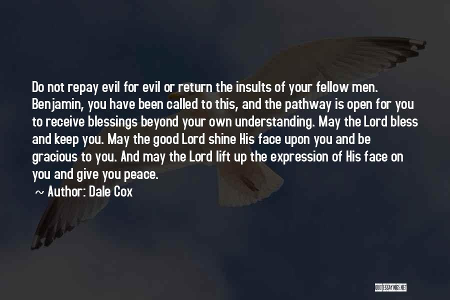 Dale Cox Quotes 1034078