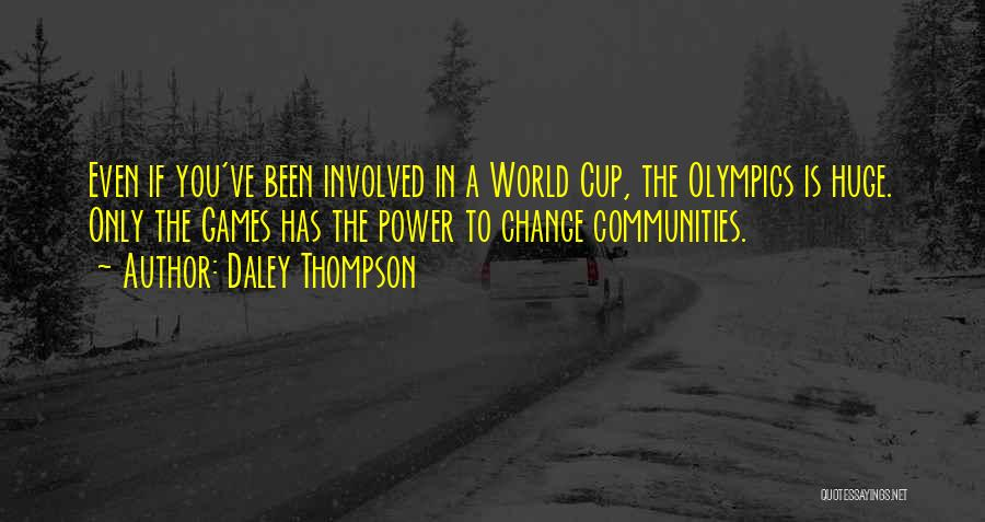 Daley Thompson Quotes 1055632