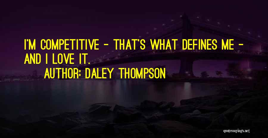 Daley Thompson Quotes 1058878