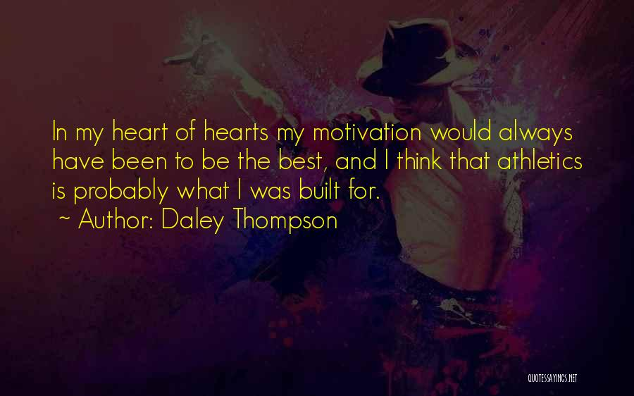 Daley Thompson Quotes 1083932