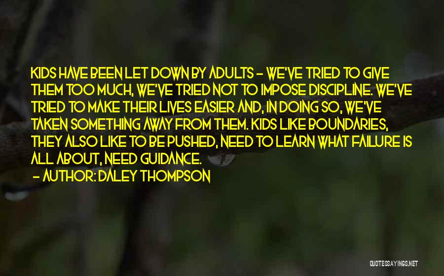 Daley Thompson Quotes 1311414