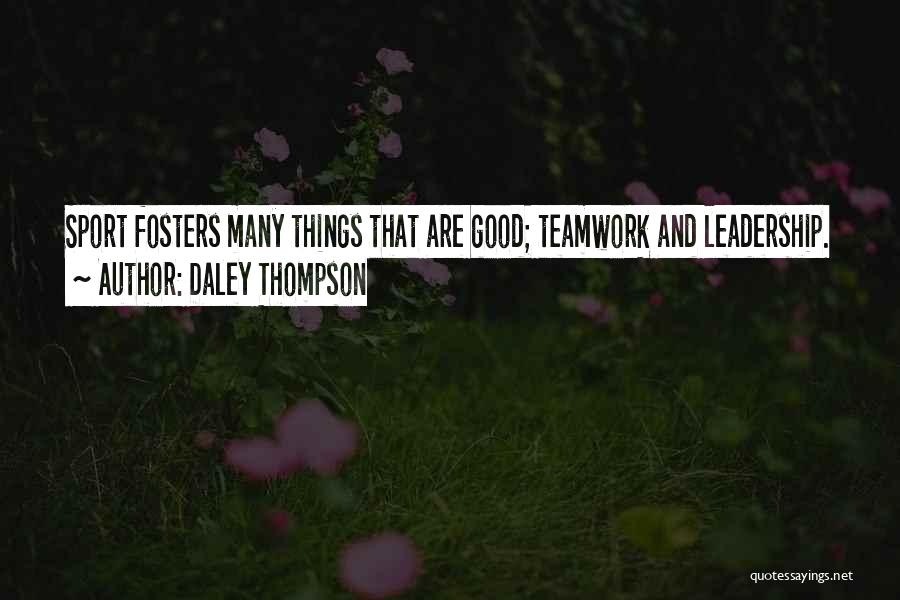 Daley Thompson Quotes 1533309