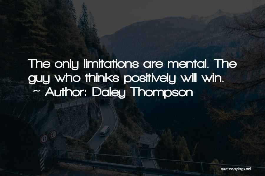 Daley Thompson Quotes 1772531