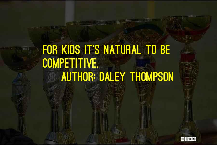 Daley Thompson Quotes 1903518