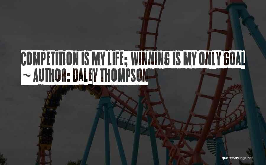 Daley Thompson Quotes 2020761