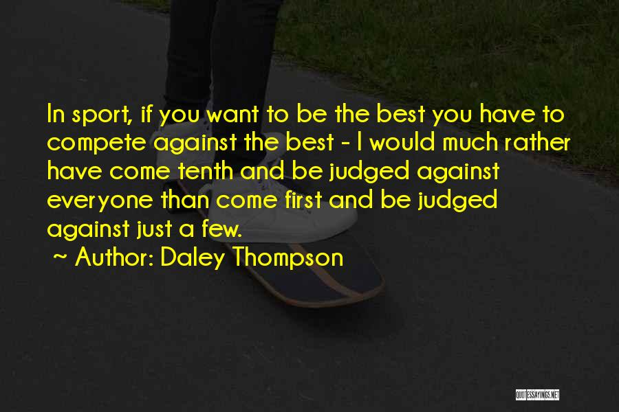 Daley Thompson Quotes 2026064