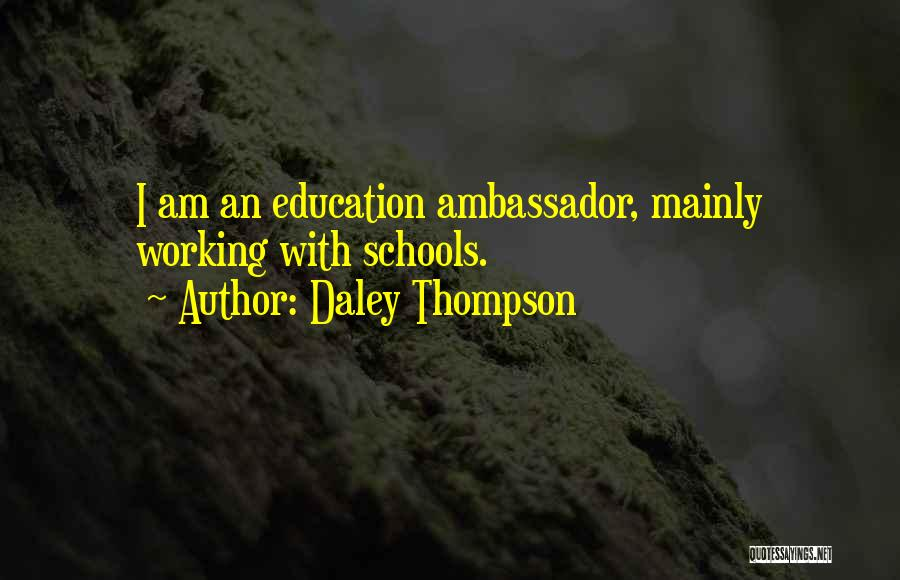 Daley Thompson Quotes 2110696