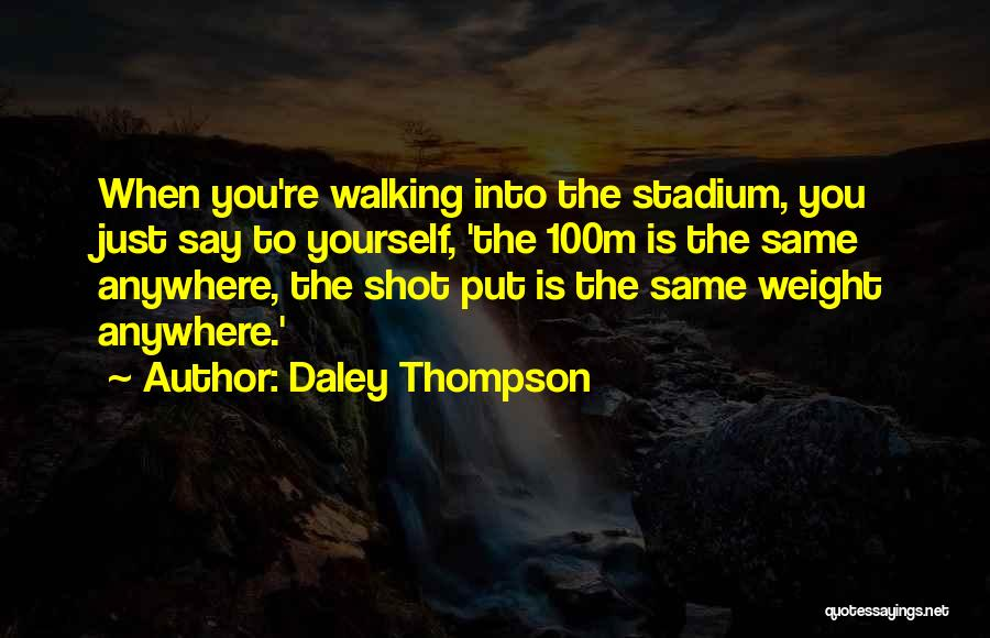 Daley Thompson Quotes 714132