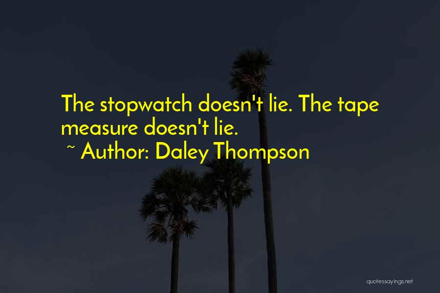 Daley Thompson Quotes 760252