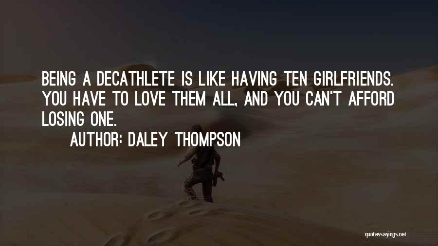Daley Thompson Quotes 786519